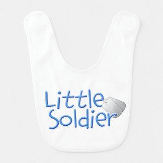 Kleiner Soldat Babylätzchen