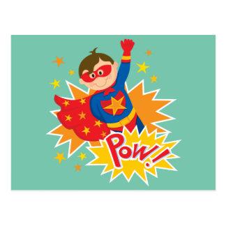 Kleiner Superheld Postkarten