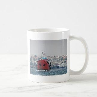 Kleiner Tanker Yagmur Deniz Kaffeetasse
