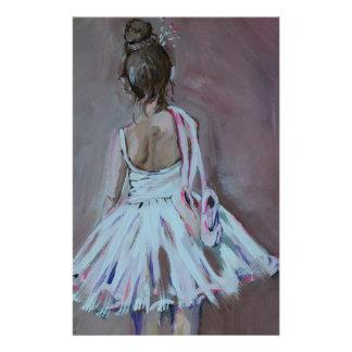 Kleiner Tänzer Briefpapier