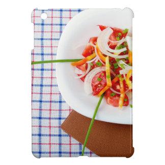 kleiner Teil vegetarischer Salat iPad Mini Hülle