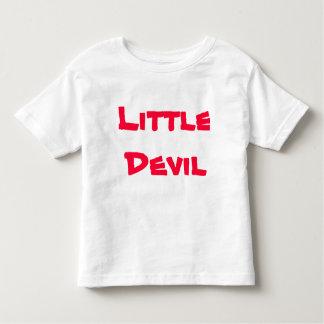 Kleiner Teufel Kleinkinder T-shirt