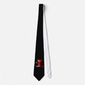 kleiner Teufel small devil Krawatte