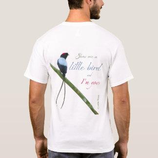 Kleiner Vogel Costa Rica T-Shirt
