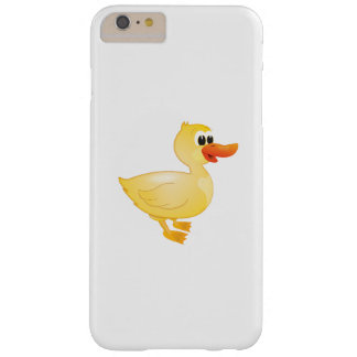 """Kleines Baby-Liebe-Siegel-"" Enten-Charakter Barely There iPhone 6 Plus Hülle"