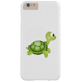 """Kleines Baby-Liebe-Siegel-"" Schildkröte Iphone Barely There iPhone 6 Plus Hülle"