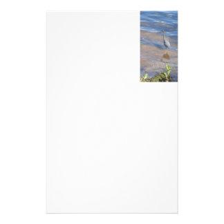 Kleines Blau-Reiher Briefpapier