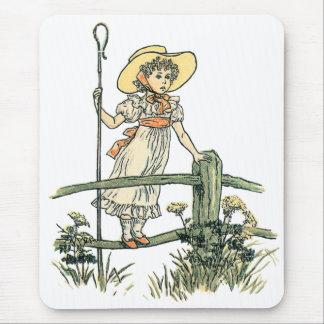 Kleines BO lugen Mousepad