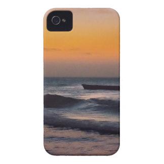 Kleines Boot in Meer Jericoacoara Brasilien Case-Mate iPhone 4 Hüllen