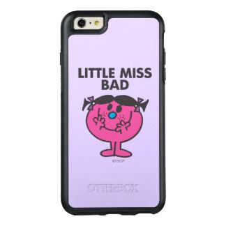 Kleines böses Lächeln Fräulein-Bad | OtterBox iPhone 6/6s Plus Hülle