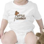 Kleines Cowboy-Baby-T-Stück T-shirt
