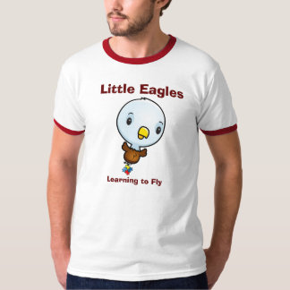 Kleines Eagles T-Shirt