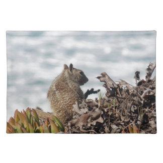 Kleines Eichhörnchen Tischset