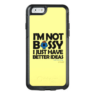 Kleines Fräulein Bossy Has Better Ideas OtterBox iPhone 6/6s Hülle