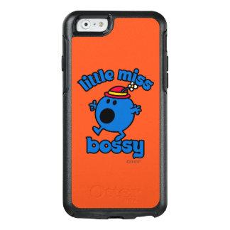 Kleines Fräulein Bossy in Bewegung OtterBox iPhone 6/6s Hülle