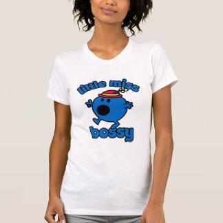Kleines Fräulein Bossy in Bewegung T-Shirt
