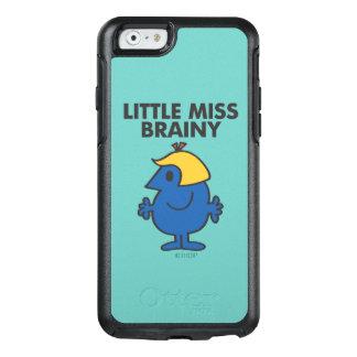 Kleines Fräulein Brainy Standing Still OtterBox iPhone 6/6s Hülle