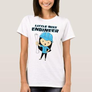 Kleines Fräulein Engineer T-Shirt