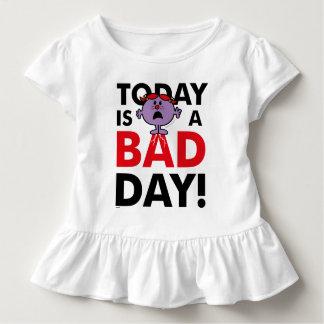 Kleines Fräulein Naughty | ist heute ein Kleinkind T-shirt