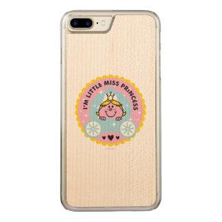 Kleines Fräulein Prinzessin | bin ich eine Carved iPhone 8 Plus/7 Plus Hülle