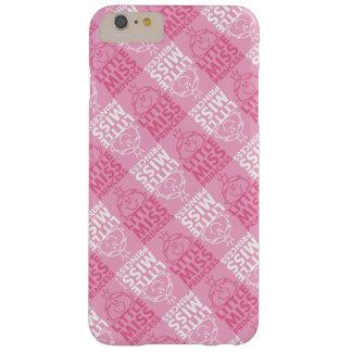 Kleines Fräulein Prinzessin   hübsch im rosa Barely There iPhone 6 Plus Hülle