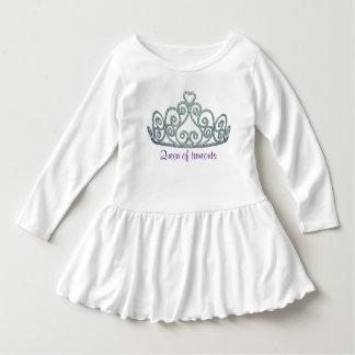 Kleines Fräulein Queen Kleid