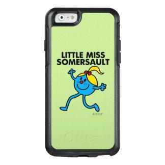 Kleines Fräulein Somersault Walking Tall OtterBox iPhone 6/6s Hülle