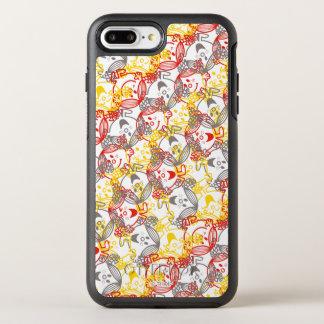 Kleines Fräulein Sunshine   alle lächelt Muster OtterBox Symmetry iPhone 8 Plus/7 Plus Hülle