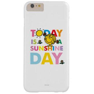 Kleines Fräulein Sunshine | ist heute ein Barely There iPhone 6 Plus Hülle