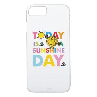 Kleines Fräulein Sunshine | ist heute ein iPhone 8/7 Hülle