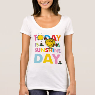Kleines Fräulein Sunshine   ist heute ein T-Shirt