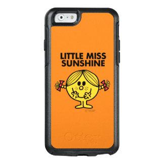 Kleines Fräulein Sunshine | lustig u. OtterBox iPhone 6/6s Hülle