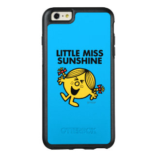 Kleines Fräulein Sunshine OtterBox iPhone 6/6s Plus Hülle