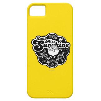 Kleines Fräulein Sunshine | schwarz u. Weiß Hülle Fürs iPhone 5