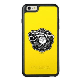 Kleines Fräulein Sunshine | schwarz u. Weiß OtterBox iPhone 6/6s Plus Hülle