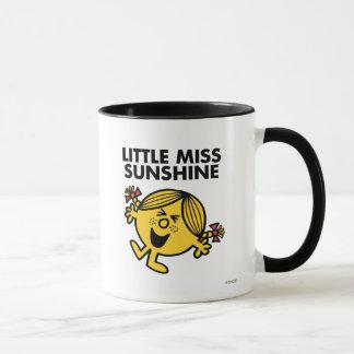 Kleines Fräulein Sunshine Tasse