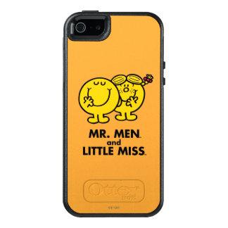 Kleines Fräulein u. Herr Little OtterBox iPhone 5/5s/SE Hülle