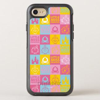 Kleines hübsches Pastellmuster Fräulein-Prinzessin OtterBox Symmetry iPhone 8/7 Hülle