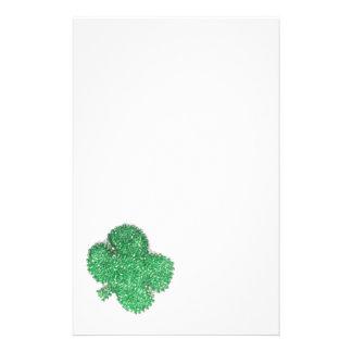 Kleines Kleeblatt Briefpapier