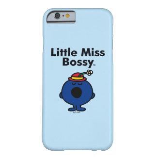 Kleines kleines Fräulein Bossy Fräulein-| ist so Barely There iPhone 6 Hülle