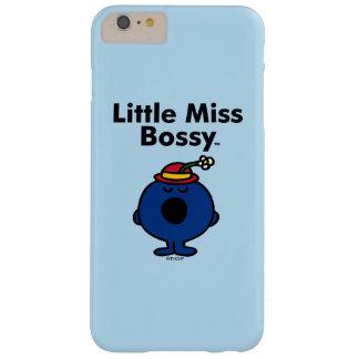 Kleines kleines Fräulein Bossy Fräulein-| ist so Barely There iPhone 6 Plus Hülle