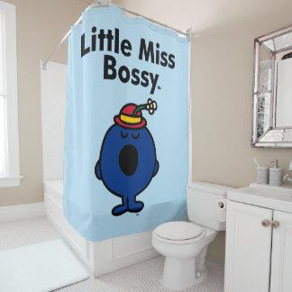 Kleines kleines Fräulein Bossy Fräulein-  ist so Duschvorhang