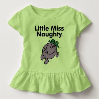 Kleines kleines Fräulein Naughty Fräulein-| ist so Kleinkind T-shirt