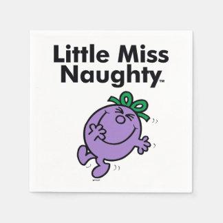 Kleines kleines Fräulein Naughty Fräulein-| ist so Serviette