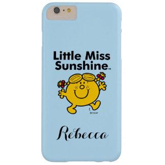 Kleines kleines Fräulein Sunshine Fräulein-| ist Barely There iPhone 6 Plus Hülle