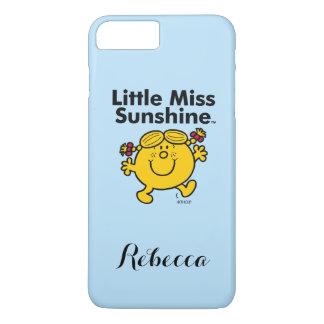 Kleines kleines Fräulein Sunshine Fräulein-| ist iPhone 8 Plus/7 Plus Hülle