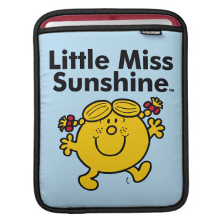 Kleines kleines Fräulein Sunshine Fräulein-| ist Sleeve Für iPads