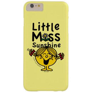 Kleines kleines Fräulein Sunshine Laughs Barely There iPhone 6 Plus Hülle