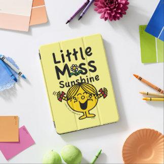 Kleines kleines Fräulein Sunshine Laughs iPad Air Cover