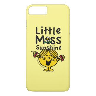 Kleines kleines Fräulein Sunshine Laughs iPhone 8 Plus/7 Plus Hülle